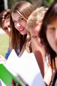 Higher Grade Students